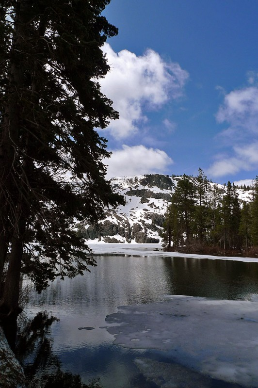 castle lake siskiyou california