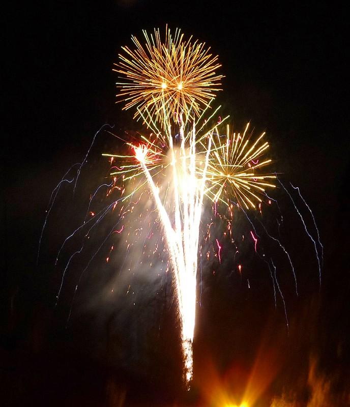ashland oregon fireworks