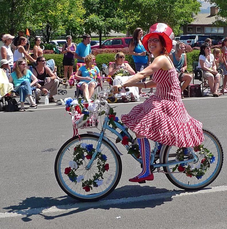ashland bike girl