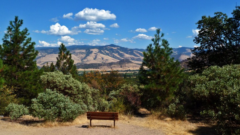white rabbit trail ashland oregon