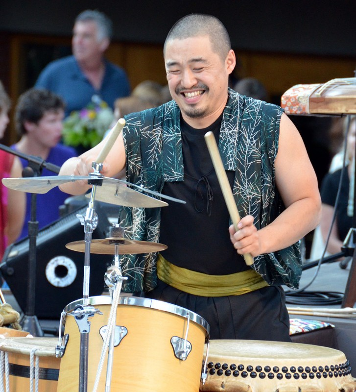 Shoji Kameda on ensemble ashland green show oregon
