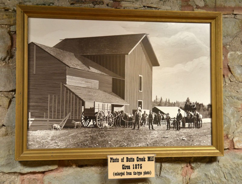 1875 butte creek mill eagle point oregon