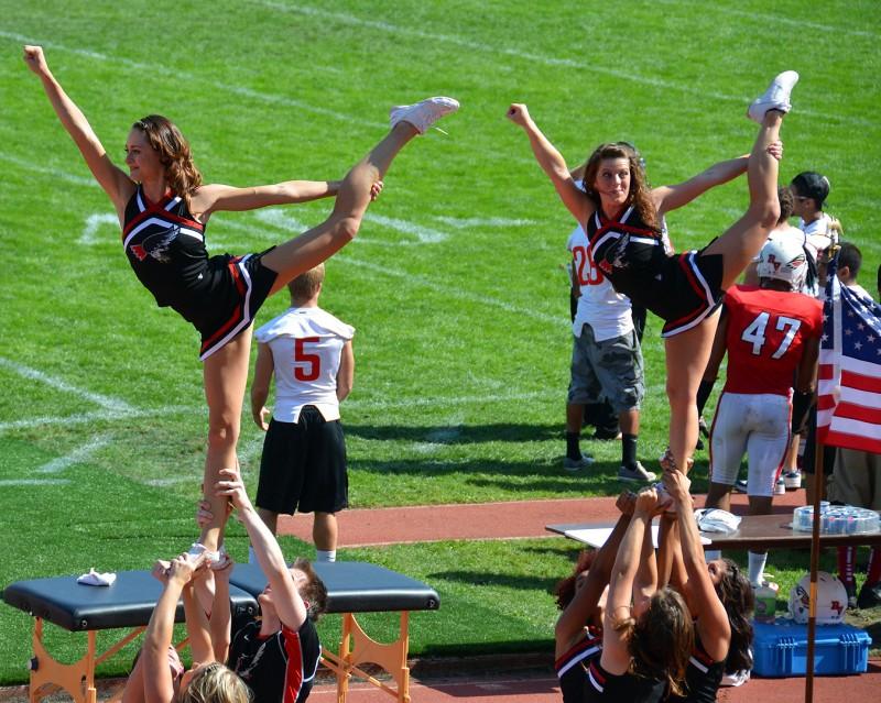 sou cheer team