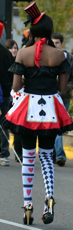sexy queen of hearts costume halloween female