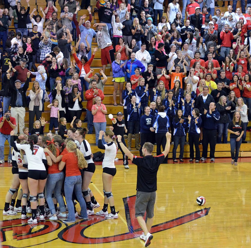 southern oregon university volleyball
