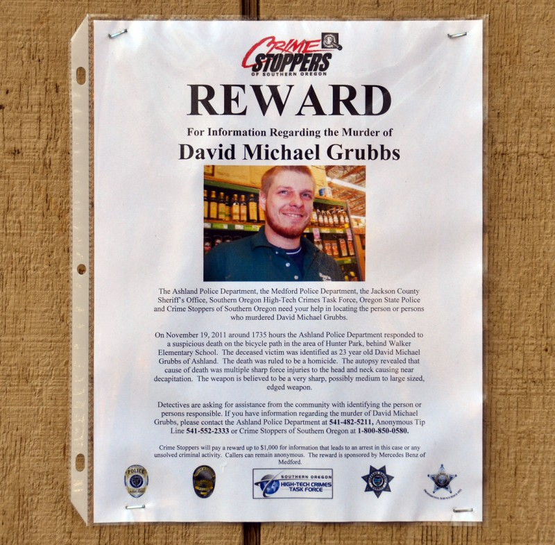 david grubbs ashland murder victim shop n kart employee