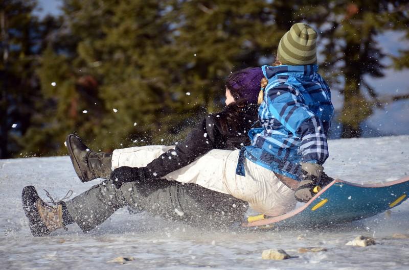 sled runs mount ashland oregon