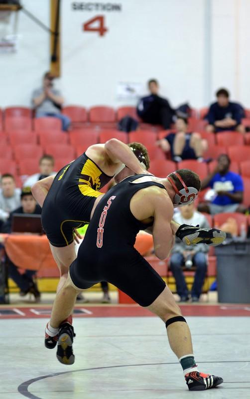 Derek Rottenberg Kody Reed wrestling naia tournament