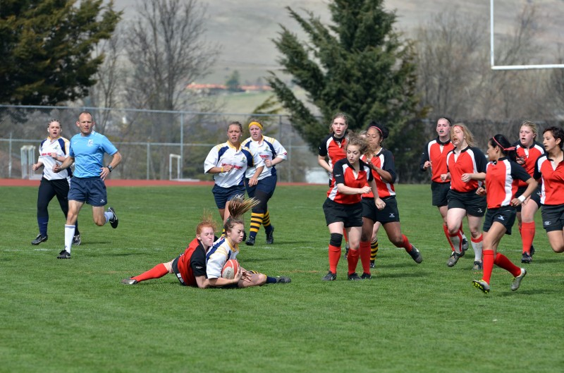 Southern Oregon University Women's Rugby