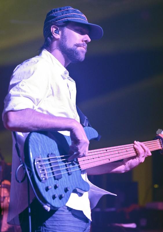 Ryan Stasik bassist Umphrey's McGee