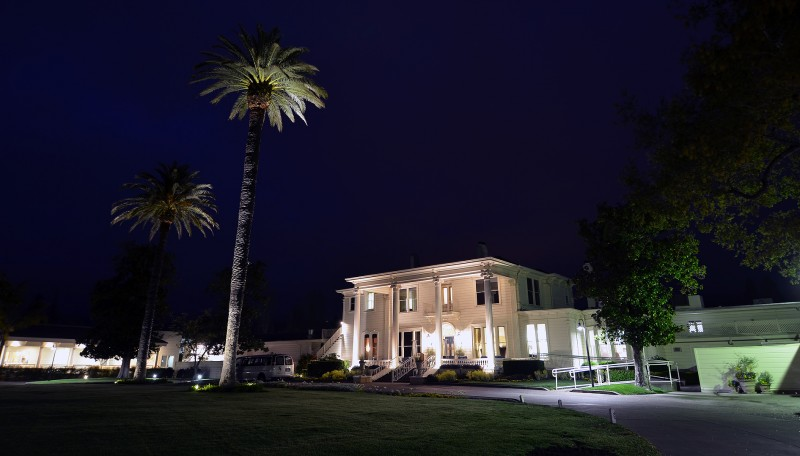 silverado resort napa california low light night photography