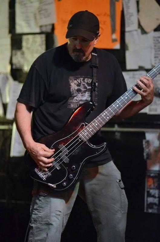 Aris johnson sickened band merlin oregon metal musichead medford