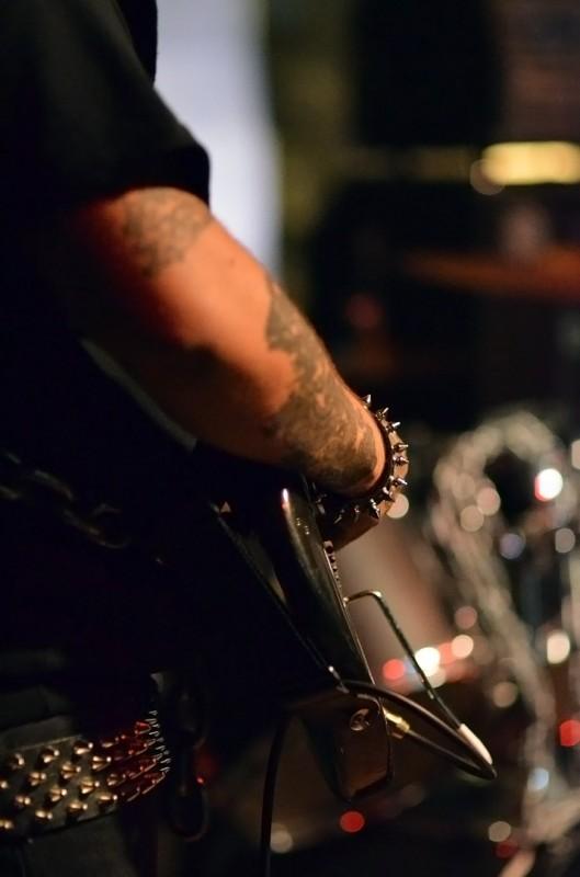 the haunting presence tour west coast 2012 thp muknal la black doom metal
