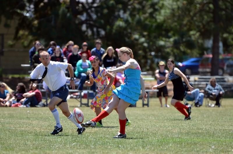sou womens rugby prom dress girls female