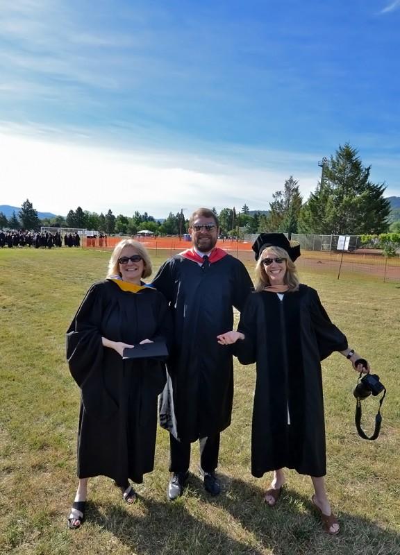 school of business faculty members susan cain bryon marlowe joan mcbee