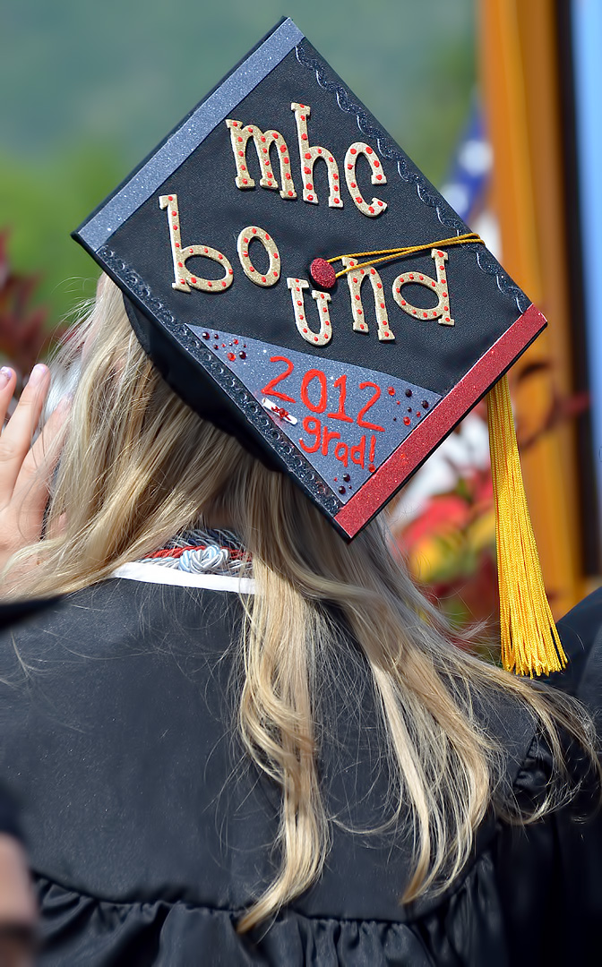Graduation cap decoration ideas « Ashland Daily Photo