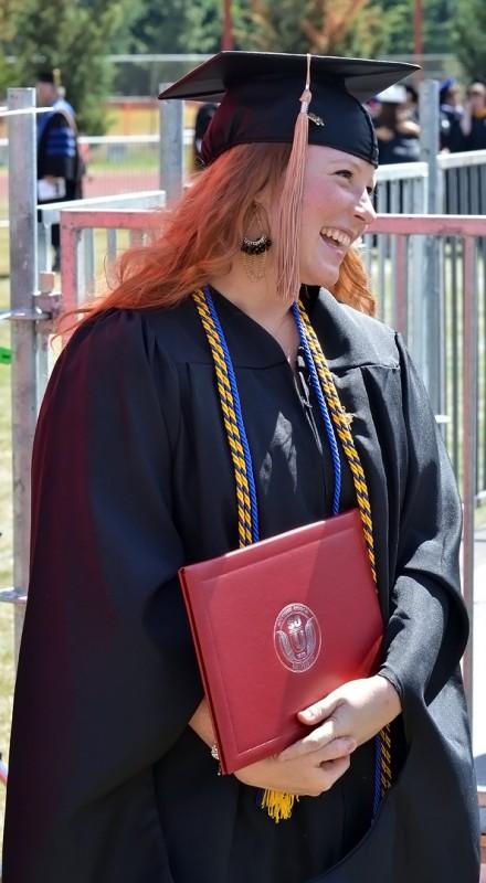 southern oregon university graduate Alexandra Amarotico