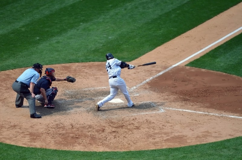 new york yankees robinson cano home run