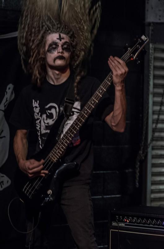 Destruidor Louco bass Witch Cult