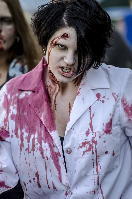 female zombie costume ideas halloween