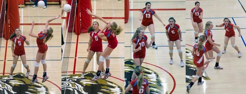 ellie case ashland high school junior varsity volleyball