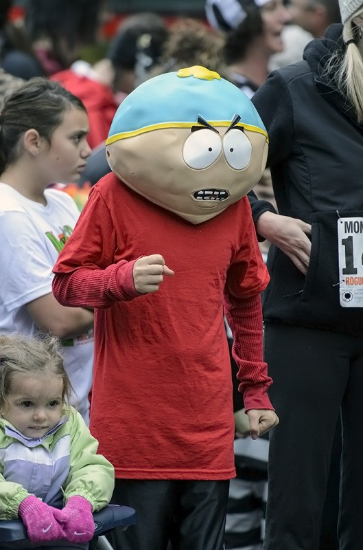 halloween costume monster dash eric cartman