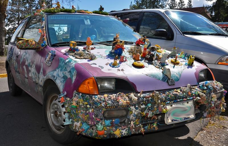 art car