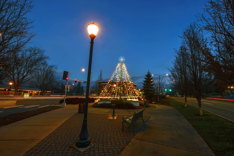 ashland community hospital lights for life tree oregon