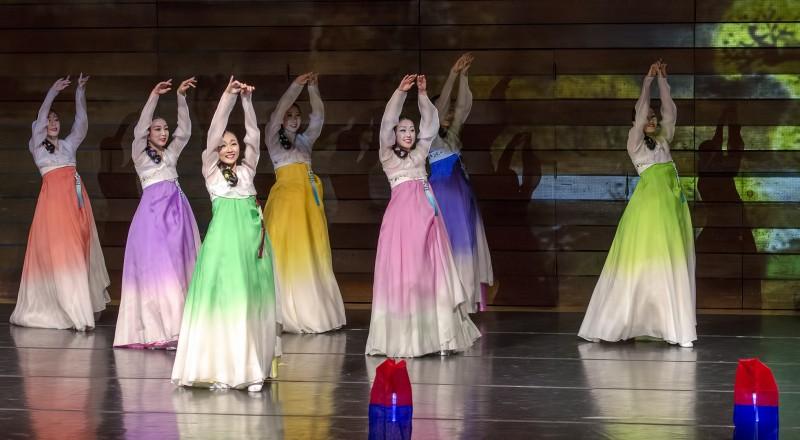 southern oregon university dku south korea dance music recital hall ashland campus