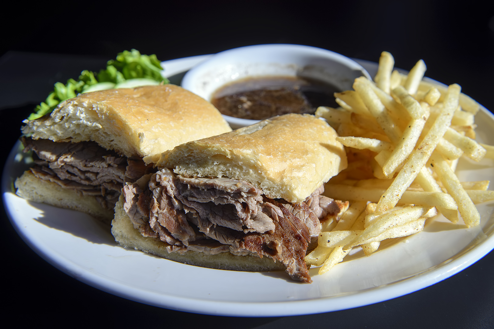 french dip au jus club 66 ashland oregon menu directions Uzi's ...