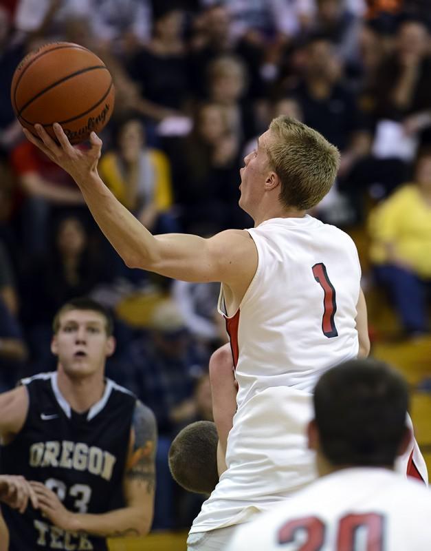 SOU basketball Taylor Roos