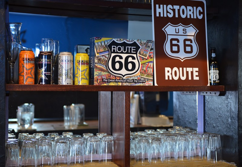 highway route club 66