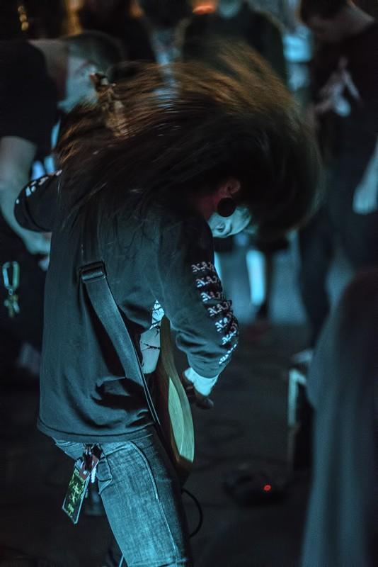 Rob Maramonte Fallujah band The Wreckroom
