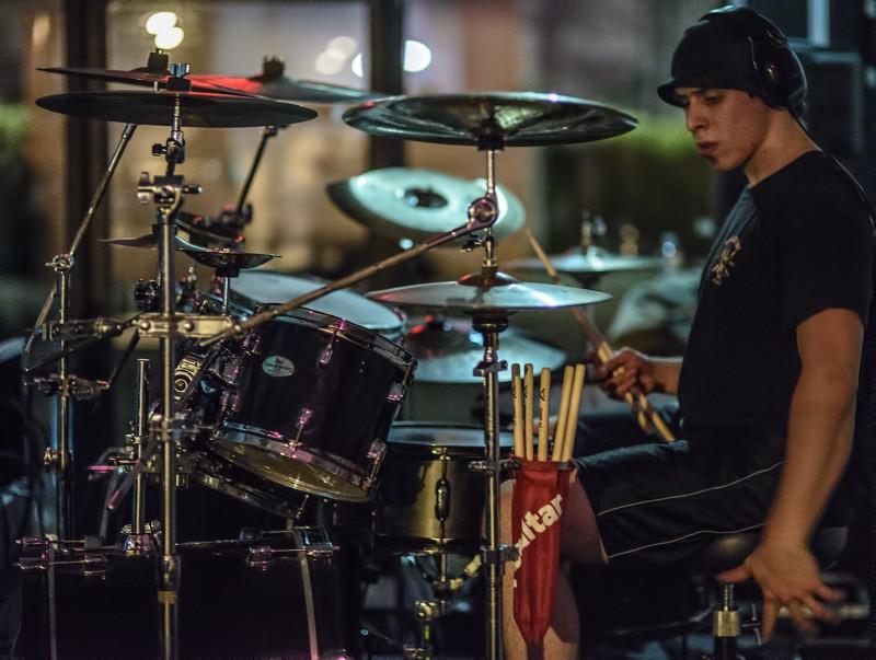 Andrew Baird Fallujah band The Wreckroom medford oregon san francisco california