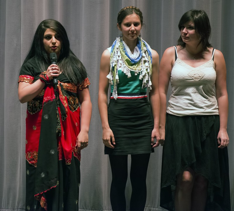 SOU ISA international show 2013