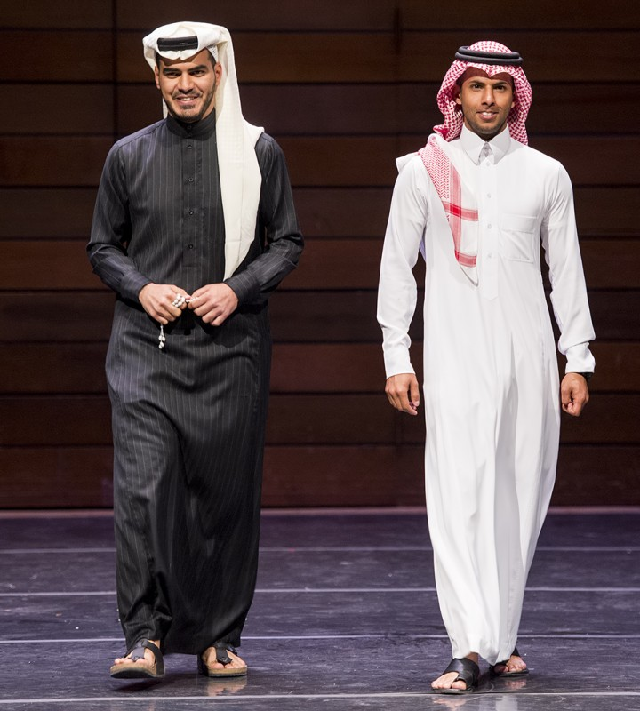 middle east saudi arabia fashion show SOU ISA international show 2013
