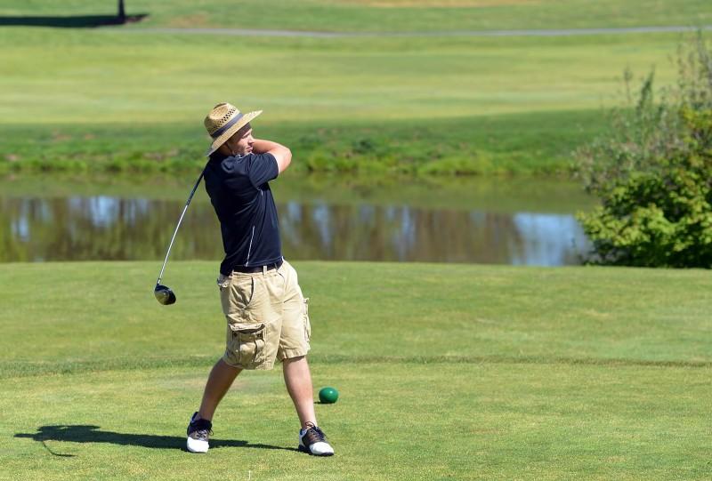 austin dodge raider red zone golf shootout