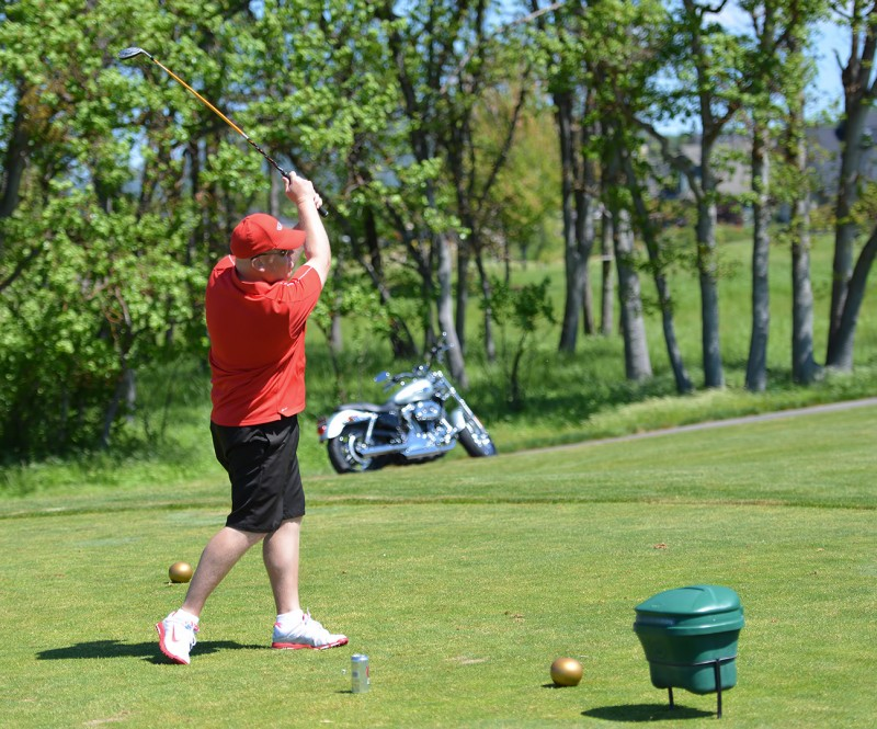 135_45752013 raider red zone golf shootout