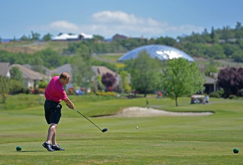 135_45882013 Raider Red Zone Golf Shootout