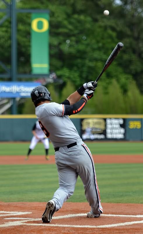 Michael Conforto OSU beavers baseball