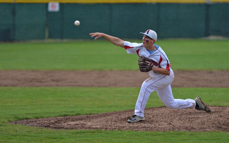 ashland high school baseball rain jamie flynn
