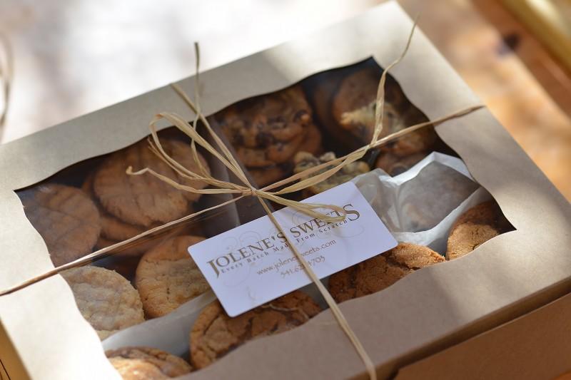 box cookies Jolene's Sweets