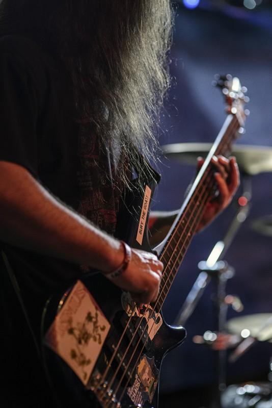 Jeremy Roe Crimson Guardian Musichead