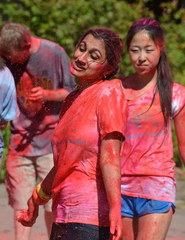 Sohana Bakshi Indian Color Festival Holi SOU manami orihara
