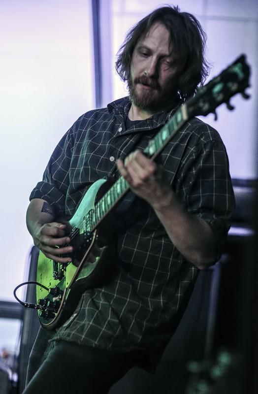 fester Burials Club 66 gibson sg guitar