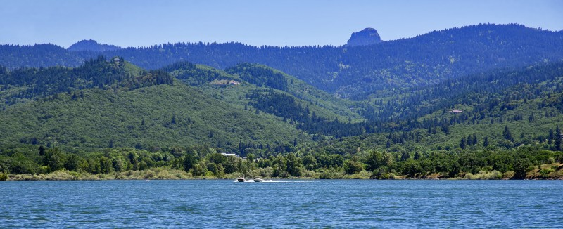 Emigrant Lake pilot rock ashland oregon