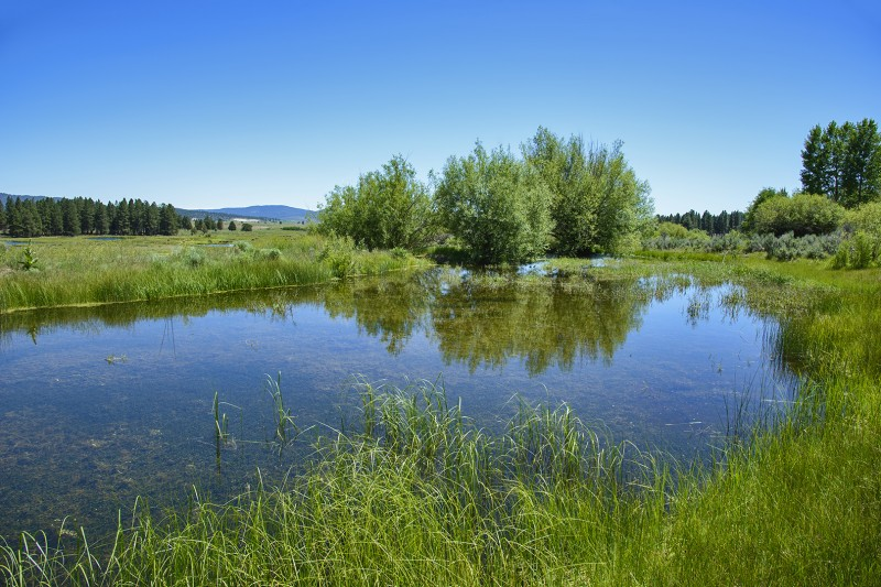beatty oregon ranch pond