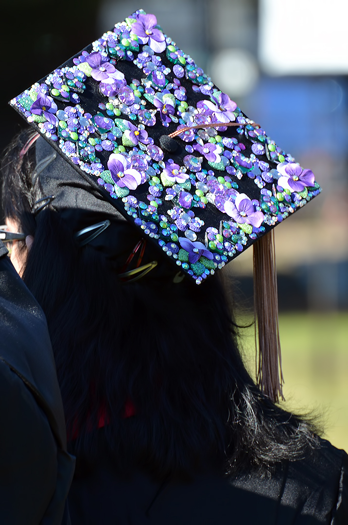 Grad cap decorations & Grad cap decorations « Ashland Daily Photo