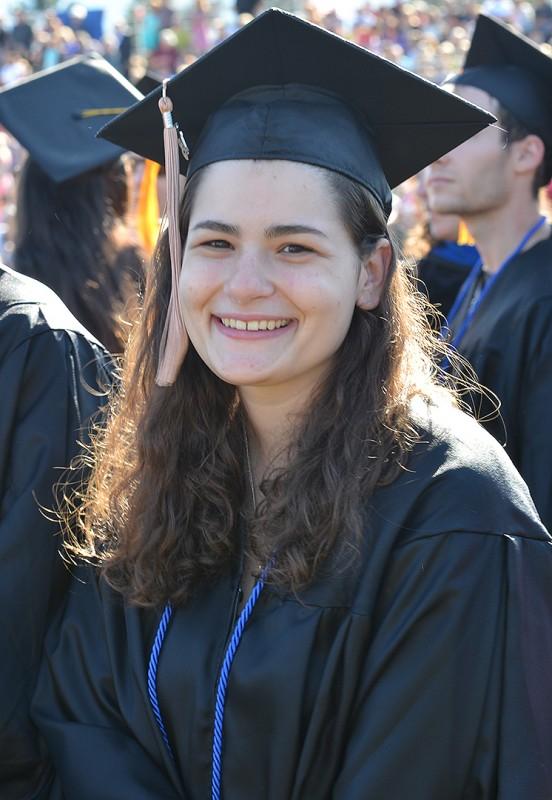 charlotte sou graduation commencement