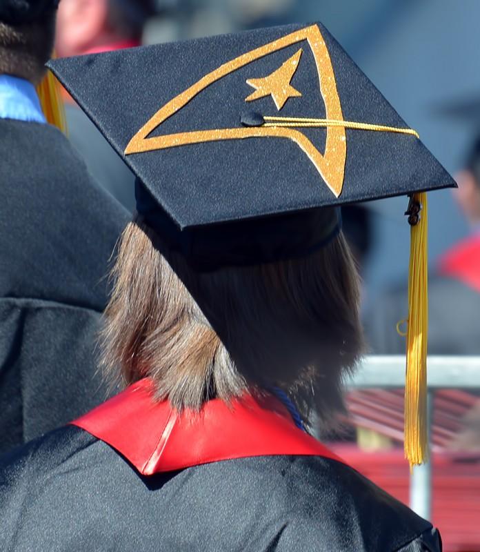 star trek sou graduation commencement